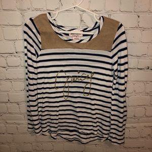Juicy striped top